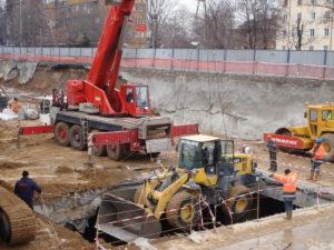 строителна техника