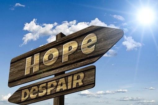 надежда или отчаяние при финансова криза